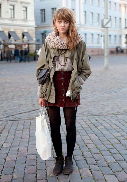 Mona Hel Looks Street Style From Helsinki