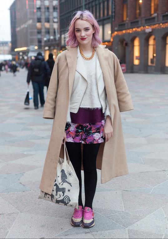 Meri Hel Looks Street Style From Helsinki